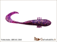 "Bait Breath Curly Tail 3"" S848 (7,62  cm) 6 vnt."