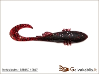 "Bait Breath Curly Tail 3"" S847 (7,62  cm) 6 vnt."