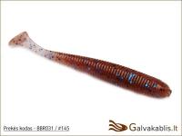 """Bait Breath Fish Tail Shad 2.8"""" (7,1 cm) / #145 / 8 vnt."""