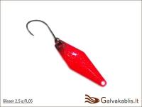 Glisser 2,5 g FL05 (30 mm)