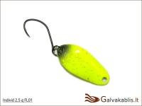 Individ 2,5 g FL01 (25 mm)