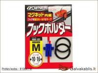 Owner kabliuko laikiklis meškerykočiui (magnet) - M dydis