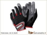 VARIVAS pirštinės Game Gloves, (LL, BLACK)