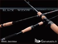 VARIVAS spiningai Black Widow (net 10 skirtingų modelių!)