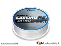 Varivas Casting PE Max Power 200 m / # 2 - 0,235 mm