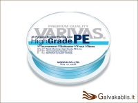Varivas High Grade PE 150 m / nuo 0.128 iki 0.235 mm