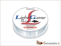 Varivas Light Game Mebaru Nylon (natural) 100 m nuo 0,117 mm iki
