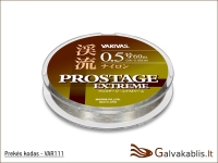 Varivas ProStage Extreme NYLON 60 m / nuo 0,09 iki 0,117 mm