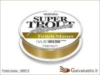 Varivas Super Trout Advance TWITCH MASTER 100 yds (91 m) / nuo 4