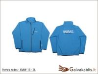 Varivas flisinis džemperis (mėlynas) 3L