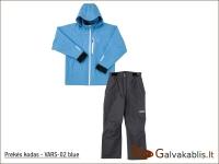 Varivas neperšlampantis kostiumas (VARS-02) mėlynas