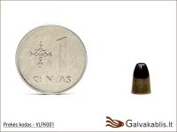 "Volframinė ""kulka"" 1,65 g / 1/16 oz"